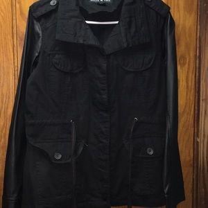 Ookie & Lala Women's Black Jacket